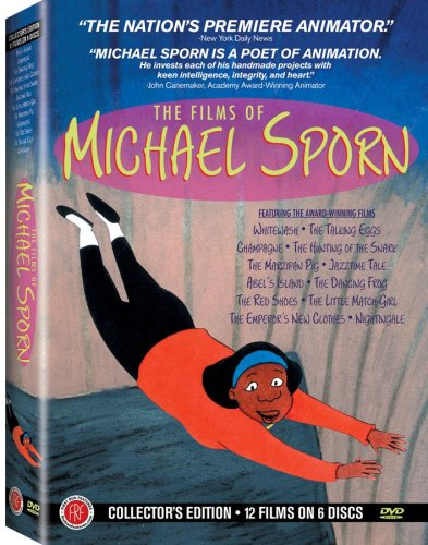 DVD : Serena Henry - The Films Of Michael Sporn (Full Frame, Boxed Set, 6PC)