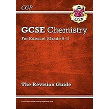New Grade 9-1 GCSE Chemistry: Edexcel Revision Guide (CGP GCSE Chemistry 9-1 Revision)