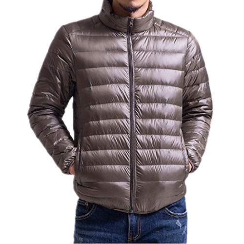 Packable Jacket Huixin Armeegrün Jackets Sleeve with Men's Puff Outerwear Long Winter Down Jacket Streetwear Coat Easy Zipper XwAtqSA