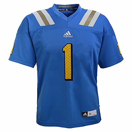 Used, NCAA Ucla Bruins #1 8-20 Boys Replica Jersey (Strong for sale  Delivered anywhere in USA