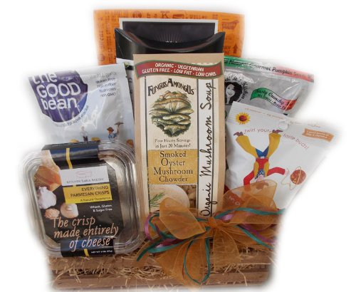 High Protein Healthy Gift Basket by Well Baskets