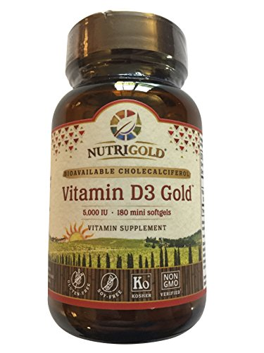 Nutrigold GMO Free Preservative Free Soy Free Softgels product image