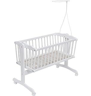 Swinging Crib//Cradle BambinoWorld with mattress
