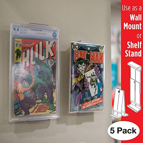 Comic Mount Shelf Invisible Adjustable product image