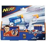 Hasbro B5817–Nerf N-strike Jolt 2Pack, Multicolore