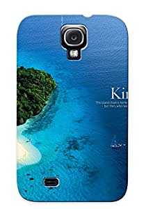 Kathewade Protective Ewrxgj-105-copjypk Phone Case Cover With Design For Galaxy S4 For Lovers