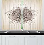These one of a kind curtains will help transform your room into your private sanctuary! Perfect for any room including living rooms, bedrooms, kids and dorm rooms. Matches well with various color palettes of rugs, furniture and any other home decor a...