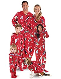 Onesie Winter Whimsy Matching Family Pajamas