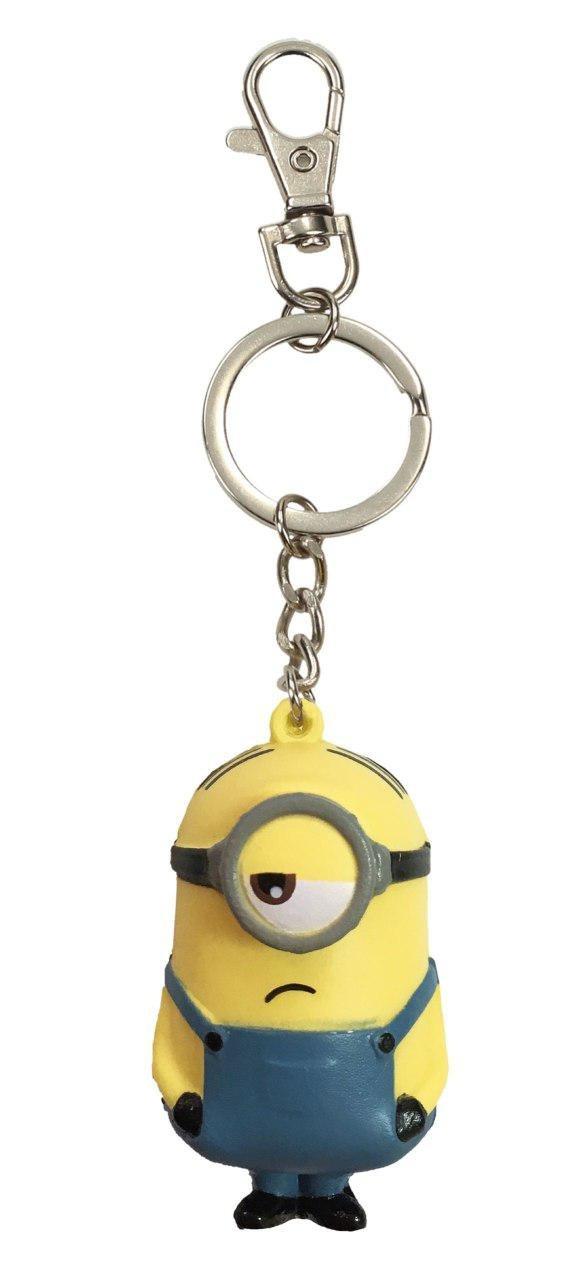 Minions- Llavero, 5 cm (SD Toys SDTUNI89612): Amazon.es ...