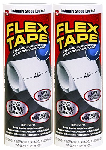 Flex Tape Rubberized Waterproof Tape, 12