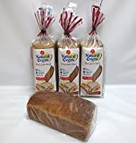whole grain natural bread company - Natural Ovens Bakery 100% Whole Grain Bread (Pack of 4)