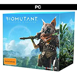 Biomutant Collector's Edition – PC