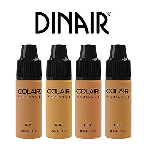 Dinair Airbrush Makeup Foundation RADIANCE product image