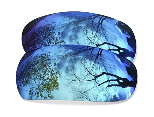 Sunglasses Restorer Polarized Ice Blue Replacement Lenses for Oakley Arnette - Arnette Oakley