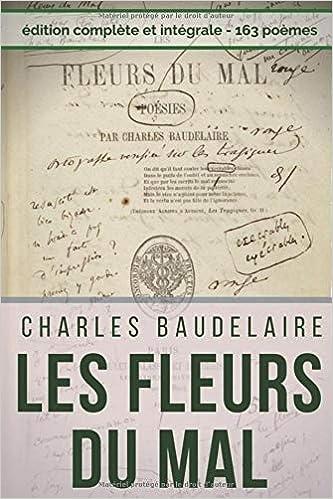 Amazoncom Poésies Complètes De Charles Baudelaire Les