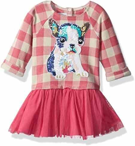 Pippa & Julie Little Girls' Sparkle Icon Tutu Dress