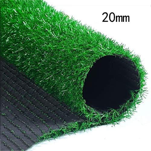 XEWNEG 庭の人工的な草の芝生、杭の高さ20 Mm、暗号化された人工芝、ペットの屋内/屋外の装飾に適して (Size : 2×10m)