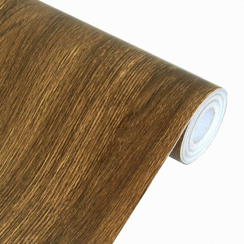 Wood Wood Grain Self Adhesive Wallpaper Home Decor Roll In The Uae See Prices Reviews And