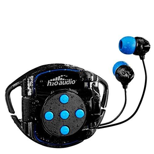 (H2O Audio Swim Solution Interval (INT4-BK-SG8))