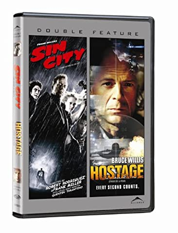 Sin City/Hostage (Ws) (City Of Sin Dvd)