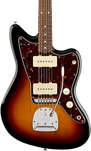 Squier Mini Player (Fender Classic Player Jazzmaster Special Electric Guitar - Pau Ferro - 3-Color Sunburst)