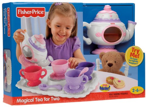 Fisher Price Magical Tea For Two Buy Online In Uae