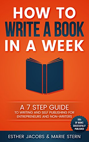 steps to writing a self help book