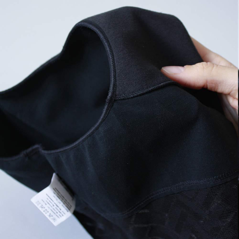 Inodore in Cotone e Poliestere a Vita Alta Cocoro Assorbenti Mutande Classiche per mestruazioni Aran Plus Antibatteriche