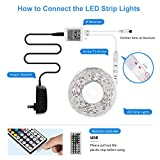 Daybetter Led Strip Lights 16.4ft with Remote