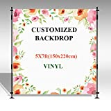 Mehofoto Customized 7x5ft Vinyl Photography Backdrops Banner