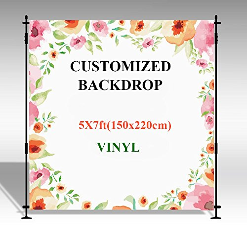 Mehofoto Customized 7x5ft Vinyl Photography Backdrops Banner by Mehofoto