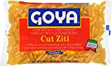 Goya Foods Cut Ziti Pasta, 16-Ounce (Pack of 20)