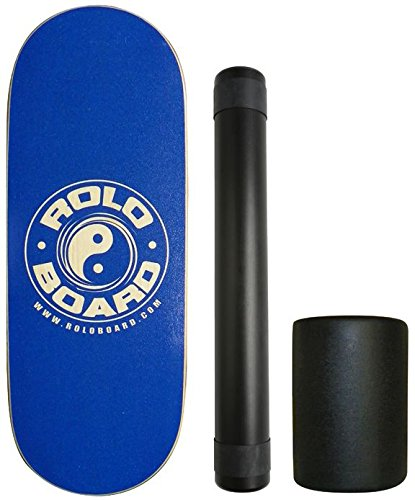Rolo Balance Board Ocean Blue - Original Training Package