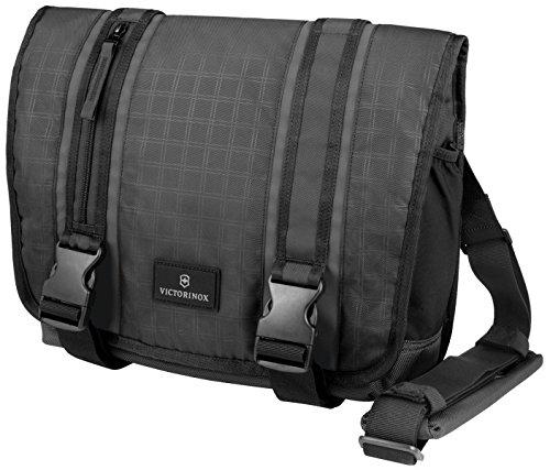 Victorinox Luggage Altmont 3.0 Laptop Messenger, Black, One Size (Victorinox Laptop Messenger Bag)