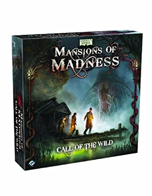 Mansions Of Madness Call Of The Wild from Fantasy Flight Pub Inc