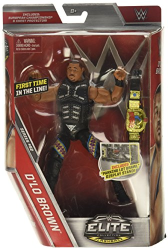 WWE Elite Collection Series 52 D