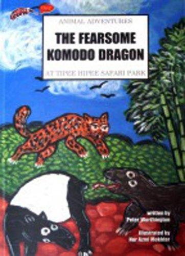 The Fearsome Komodo Dragon Peter Worthington