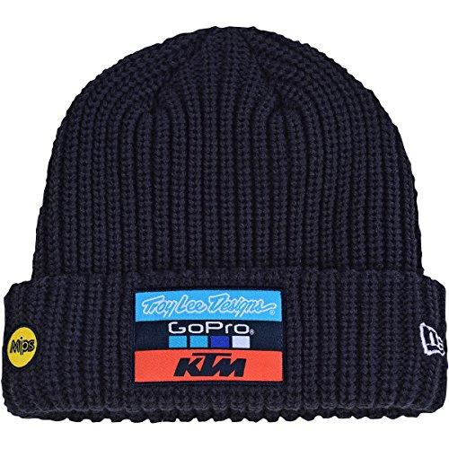 Troy Lee Designs Mens 2017 KTM Team LIC Beanie Hat/Cap
