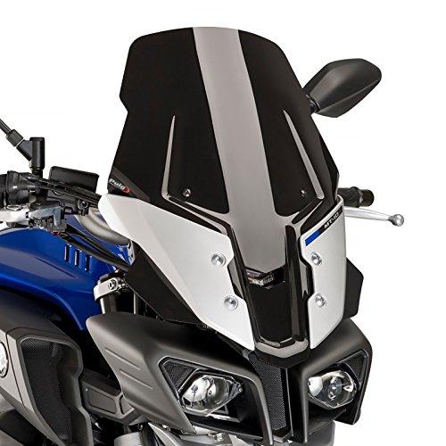 Cupolino Touring Puig Yamaha MT-10 16-18 nero