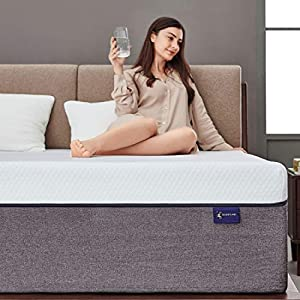 Ssecretland Gel Memory Foam Mattress