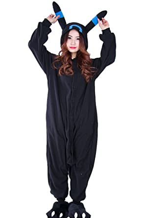 Miss-Meg 2017 New Cospplay Pajamas Costume Jumpsuits Onesie For Halloween S