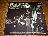 Live! Bluegrass Festival with Guest Bill Monroe