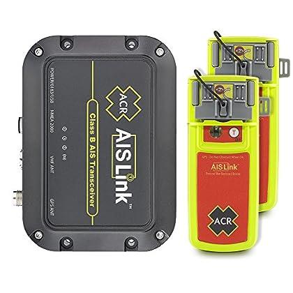 Image of ACR AIS Class B ACR AIS Class B, w/ 2 AISLink Beacons, EPIRBs