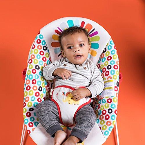 ارخص مكان يبيع Bright Starts Playful Pinwheels Bouncer