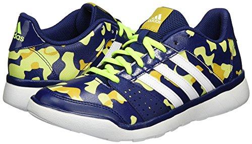 Fun Chaussures Essential Femme De Course Bleu Adidas T48Fx