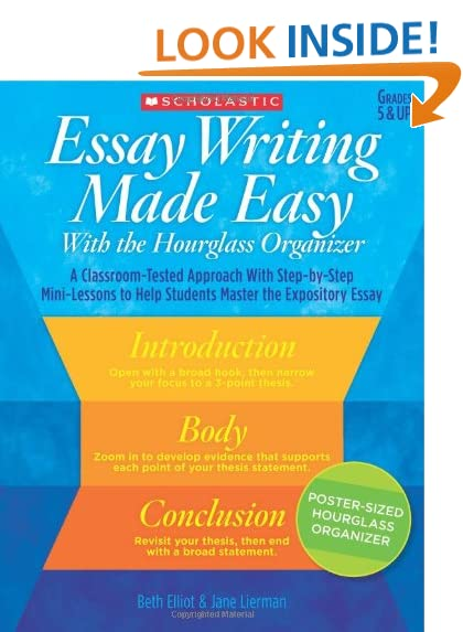 expository essay mini lessons