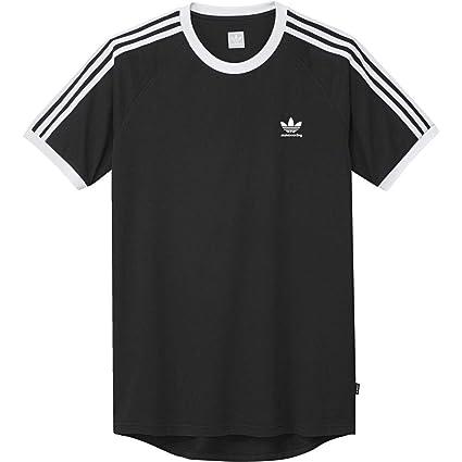 adidas California 2.0 Camiseta, Hombre, (Negro/Blanco), XS