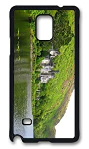 Adorable kylemore abbey castle Hard Case Protective Shell Cell Phone For Case Samsung Galaxy S5 Cover