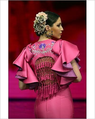 Impresión fotográfica de España – moda – simof – Flamenco: Amazon.es: Hogar