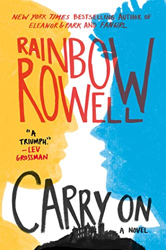 Image of Carry On: A Novel (Simon Snow Series)